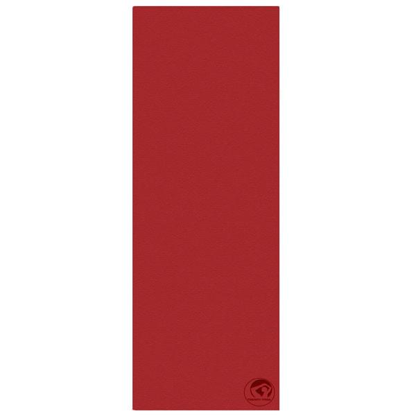 Trendy Sport: Fitnessmatte & Gymnastikmatte Yogamatte YogaMat Pro Red