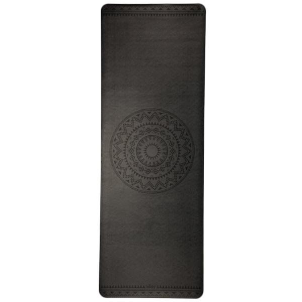 YOGISAN Yogamatte Ashtanga Eko Grip Mandala