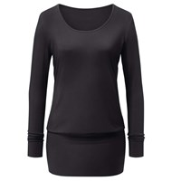 Bild von Yoga Dress Shirt #178 BLACK - Flow