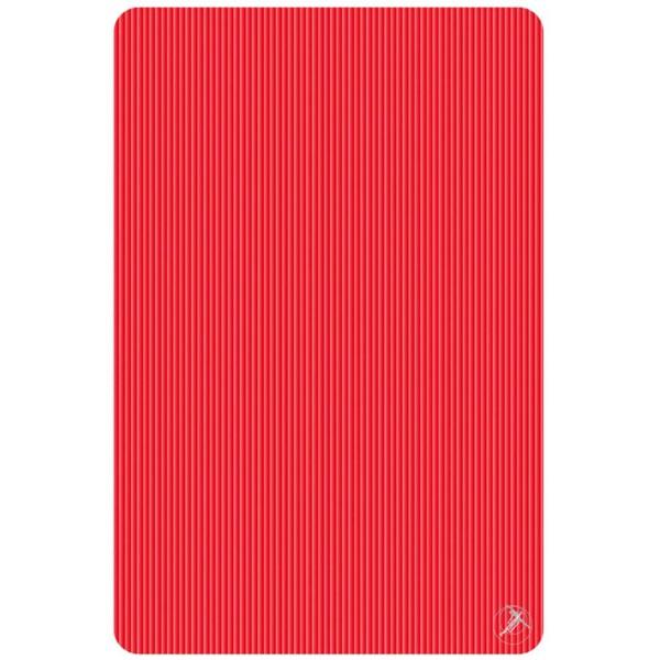 Trendy Sport: Fitnessmatte & Gymnastikmatte Therapiematte TheraMat Pro RED, ca. 120 x 180 x 1,5 cm