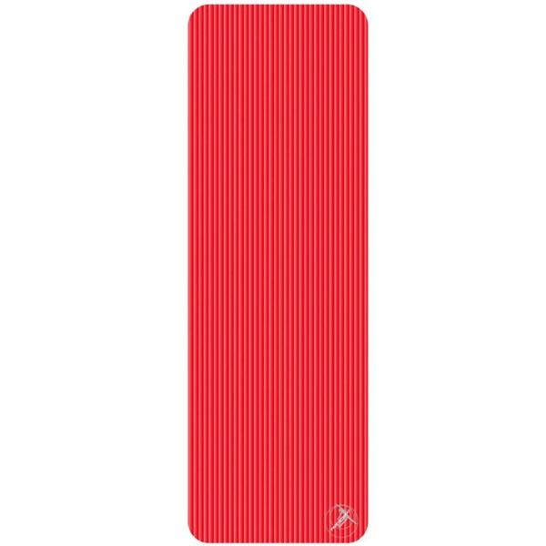 Trendy Sport: Fitnessmatte & Gymnastikmatte Gymnastikmatte ProfiGymMat Pro 180 Red