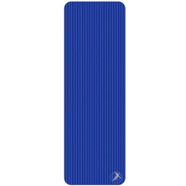 Trendy Sport: Fitnessmatte & Gymnastikmatte Gymnastikmatte ProfiGymMat Pro 180 Blue