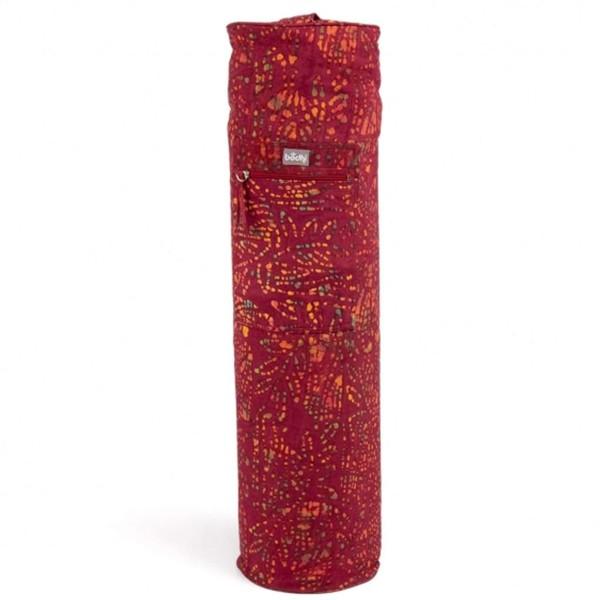 YOGISAN Yogatasche Batik Design Red