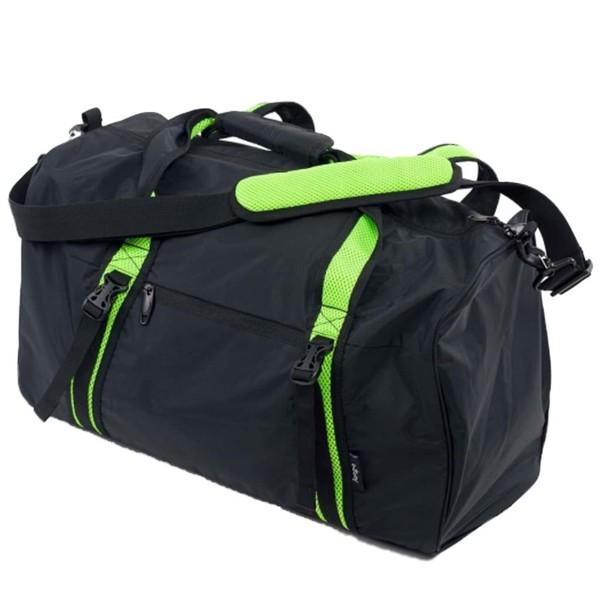 YOGISAN Sporttasche Fitness Yoga Bag Green, ca 52 x 25 x 30 cm (LxBxH)