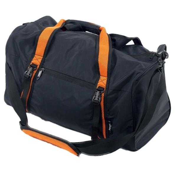 YOGISAN Sporttasche Fitness Yoga Bag Orange, ca 52 x 25 x 30 cm (LxBxH)
