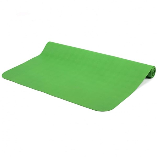 YOGISAN Reise Yogamatte Kautschuk Ultra Grip Pro Green
