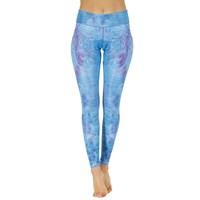 Bild von Damen Yogahose Leggings Mermaid