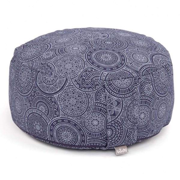 YOGISAN Yogakissen Design Kapok Blue