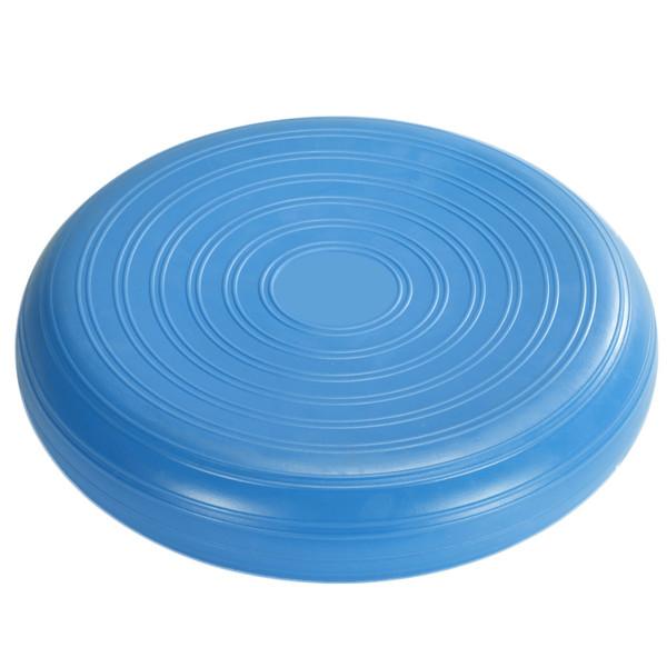 Trendy Sport: Fitnessmatte & Gymnastikmatte Sitzkissen Bamusta Coxim Ø 36cm Blue
