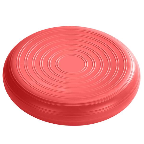Trendy Sport: Fitnessmatte & Gymnastikmatte Sitzkissen Bamusta Coxim Ø 36cm Red