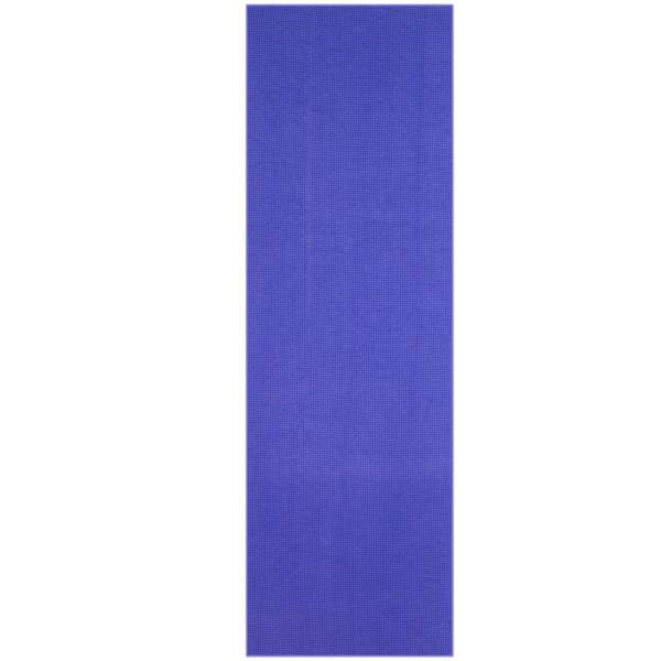 Trendy Sport: Fitnessmatte & Gymnastikmatte Trendy YogaMat Toalha Blue