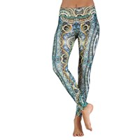 Bild von Yoga Leggings Golden Angel