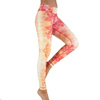 Bild von Yoga Leggings Sunset XL