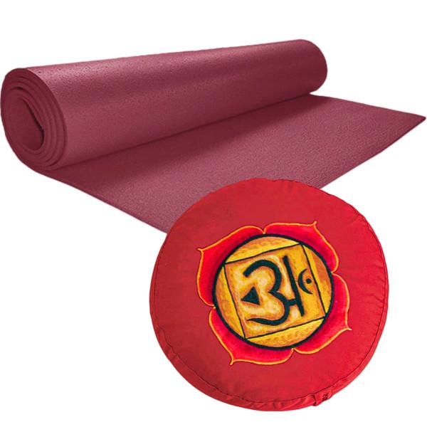 YOGISAN Yoga Set Yogakissen Chakra Studio