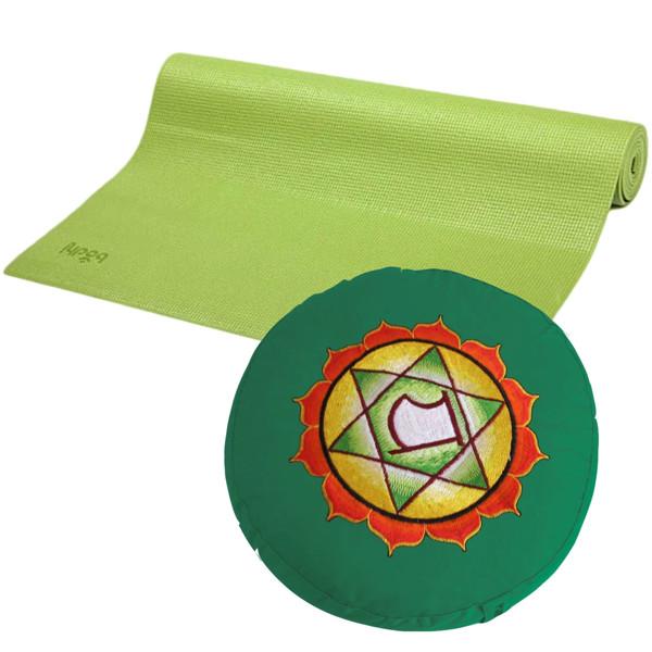 YOGISAN Yoga Set Yogakissen Chakra Asana