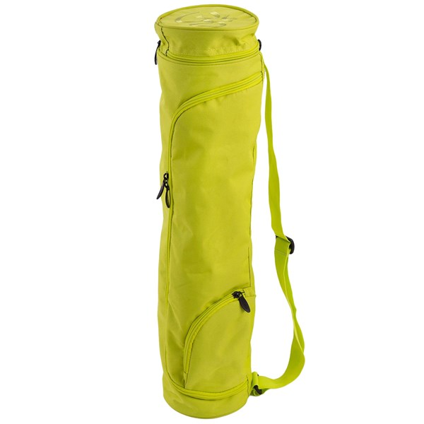 YOGISAN Yogatasche Om Bag 60 Lime