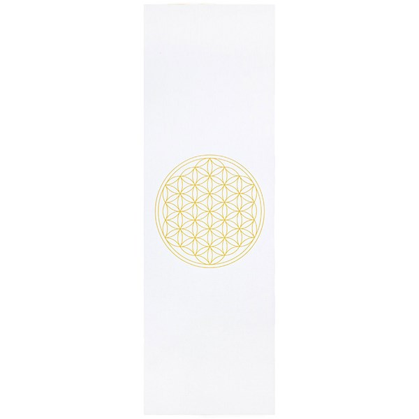 YOGISAN Yogamatte Surya Mandala Gold