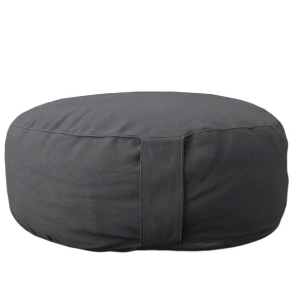 Bodensitzkissen Meditationskissen einfarbige Kapok Zafukissen Yoga Kissen