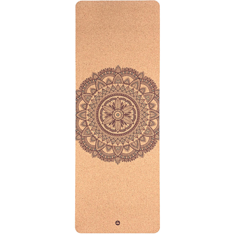Yogamatte Kork Mandala Flower Gunstig Kaufen