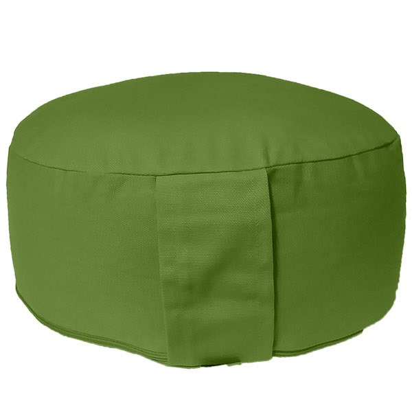 YOGISAN Yogakissen ZaZen Kapok Green
