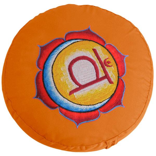 YOGISAN Ersatzbezüge für Yogakissen Chakra Chakra 2