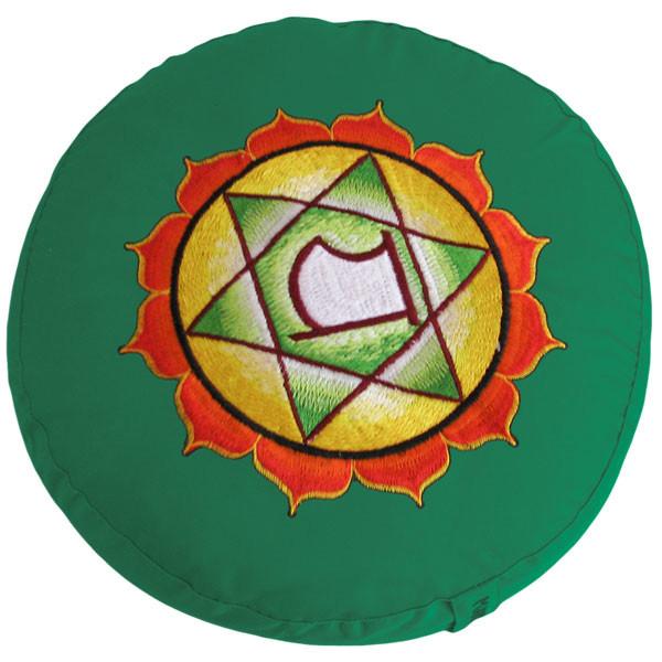 YOGISAN Ersatzbezüge für Yogakissen Chakra Chakra 4