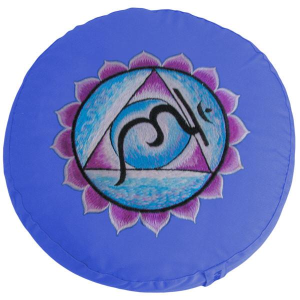 YOGISAN Ersatzbezüge für Yogakissen Chakra Chakra 5