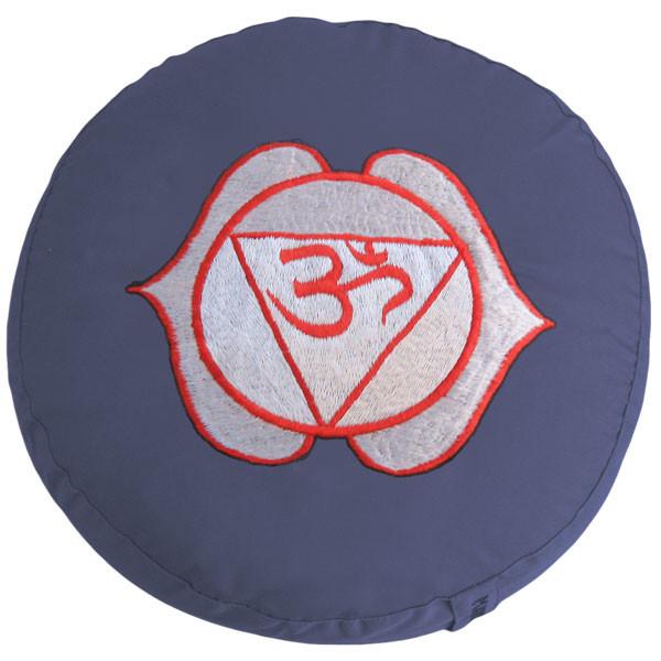 YOGISAN Ersatzbezüge für Yogakissen Chakra Chakra 6