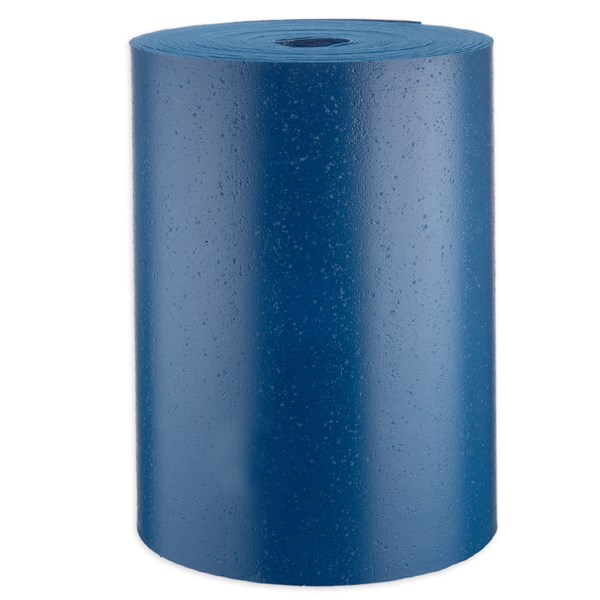 YOGISAN Rolle Yogamatte Reise Öko-Tex 30m Blue
