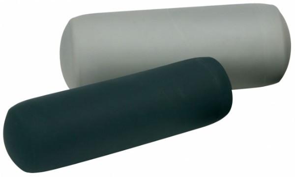 YOGISAN TOGU Lagerungshilfe Rolle ca. 50X20 cm | silber