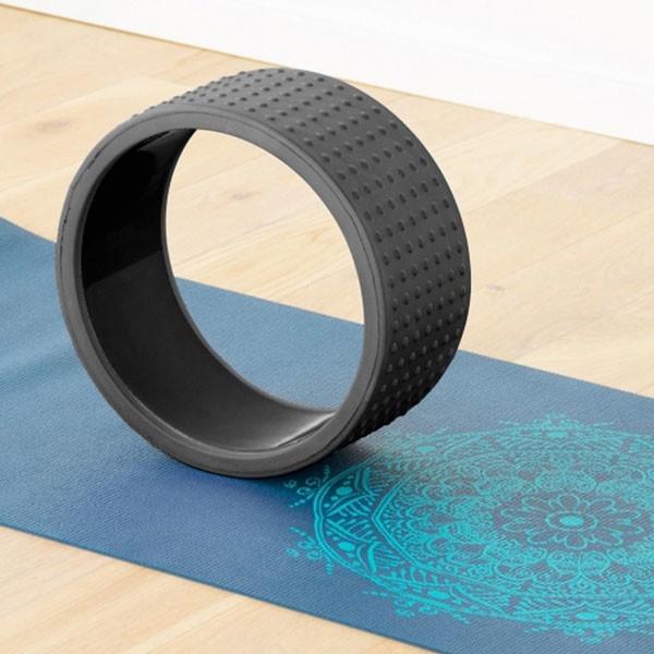 YOGISAN Yoga Rad Wheel ChakraSana Black