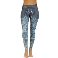 Bild von Yoga Pants Love and Light L