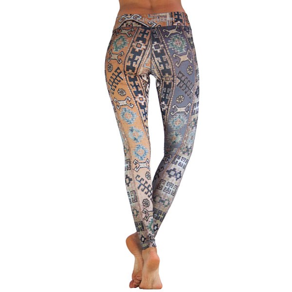Bild von Yoga Leggings MARRAKESH