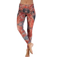 Bild von Yoga Leggings Indian Summer L