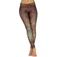 Bild von Yoga Leggings Mountain Meadow