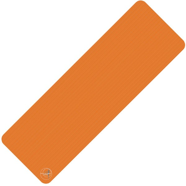 Trendy Sport: Fitnessmatte & Gymnastikmatte Fitnessmatte ProfiGymMat 180 Orange