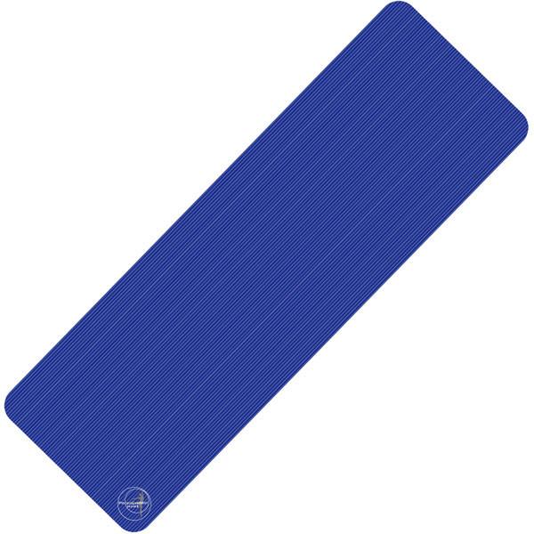 Trendy Sport: Fitnessmatte & Gymnastikmatte Fitnessmatte ProfiGymMat 180 Blue