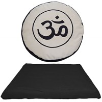 Bild von Meditationsset Om Black-White