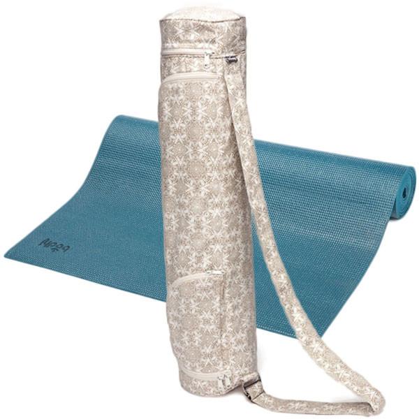 YOGISAN Yoga-Set mit Tasche Asana Design