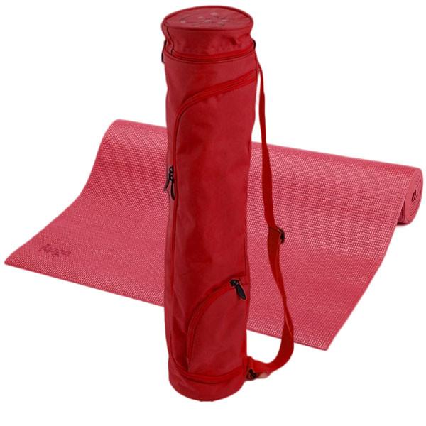 YOGISAN Yoga Set mit Tasche Asana Om