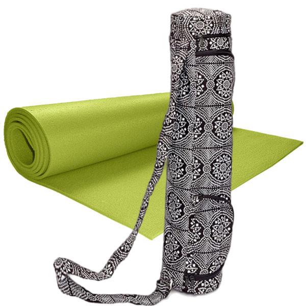 YOGISAN Yoga-Set Travel (Yogamatte Studio + Yogatasche Design)