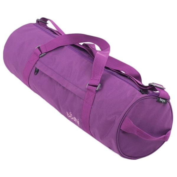 YOGISAN Yogatasche Style Bag Aubergine